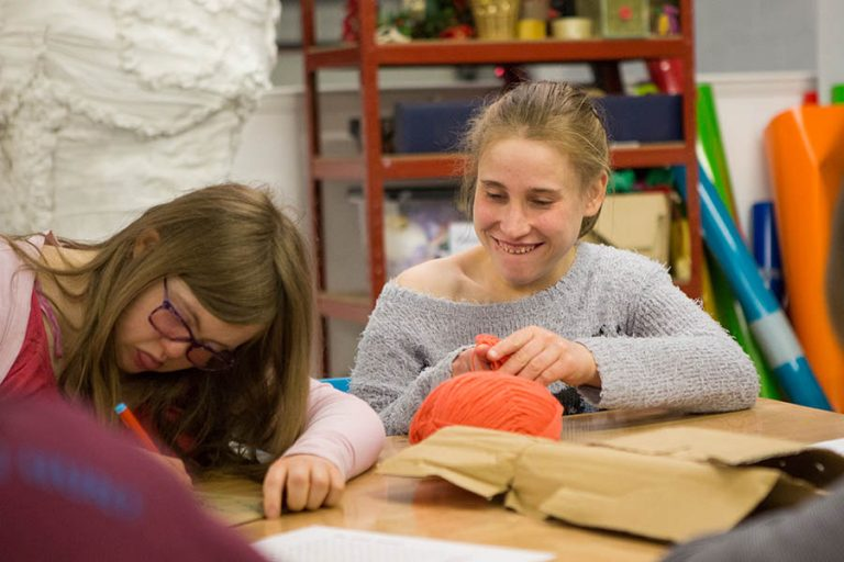 Arts and Crafts For adults with learning disability and mental health needs
