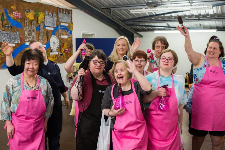 Hair and Beauty For adults with learning disability and mental health needs