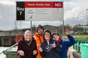Recycling For adults with learning disability and mental health needs