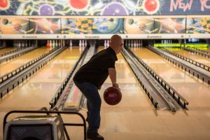 Bowling for adults with learning disability and mental health needs