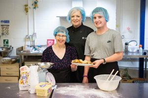 Bake Off For adults with learning disability and mental health needs
