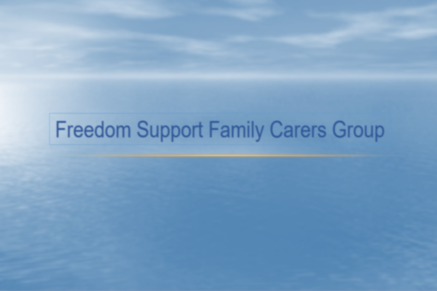 Freedom Support Family Carers Group