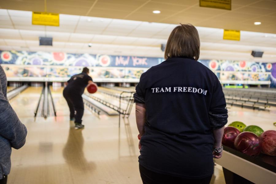team freedom tshirt