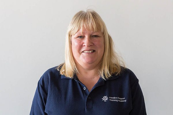 Bev - Freedom Support Supported Living Manager